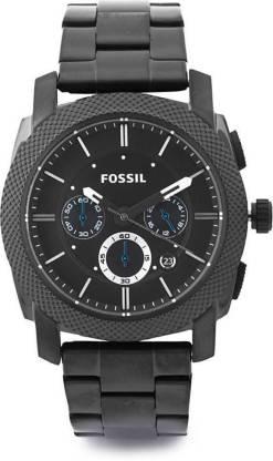 Fossil FS4552 MACHINE Analog Watch - For Men