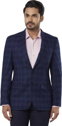 Raymond Solid Bandhgala Formal Men Blazer