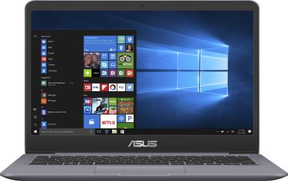 Asus VivoBook 14 APU Quad Core A12 A12 9720P    4  GB/1 TB HDD/Windows 10 Home  X411QA EK001T Thin and Light Laptop   14 inch, Grey, 1.43 kg
