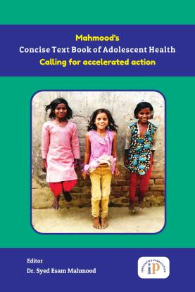 Mahmood's Concise Text Book of Adolescent Health