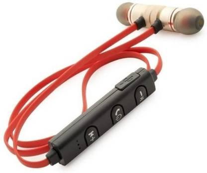 AMUSING High Bass Sport Headphones /Earbuds/Earphone with Magnet Bluetooth Headset