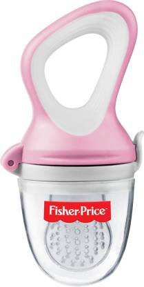 FISHER-PRICE ultracare silicone food nibbler Soother