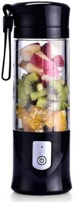 Ruhi Pro Portable USB Electric Juicer, Blender CR134 450 Juicer (Multicolor, 1 Jar) 0 W Juicer Mixer Grinder (1 Jar, Multicolor)