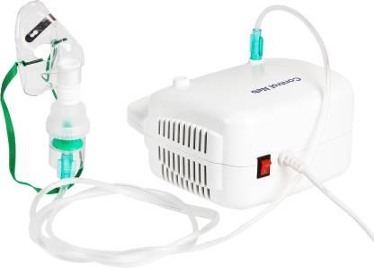White Portable Nebulizer