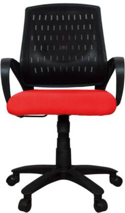 GTB Leatherette Office Visitor Chair