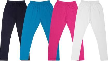 Fasha Legging For Girls(Multicolor Pack of 4)