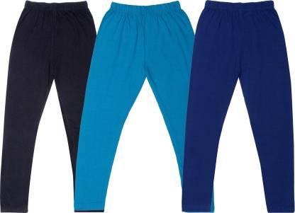 Fasha Legging For Girls(Multicolor Pack of 3)
