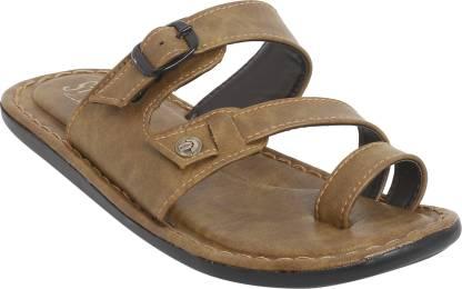 Men Tan Casual Sandal