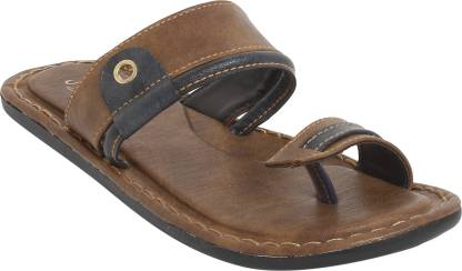 Style height Men Brown Flats