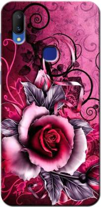 Wellprint Back Cover for Vivo Y91