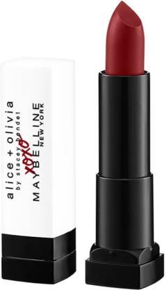 MAYBELLINE NEW YORK Alice Plus Olivia Creamy Mattes Lipstick
