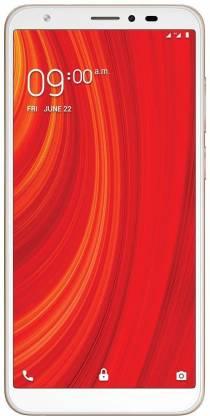 Lava Z61 (Gold, 16 GB)