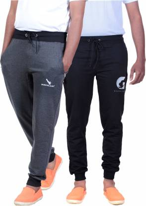 GYRFALCON Self Design Men Multicolor Track Pants