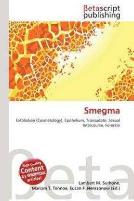 What does smegma look like
