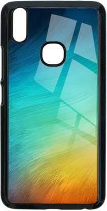 Vorzee Back Cover for Vivo V9