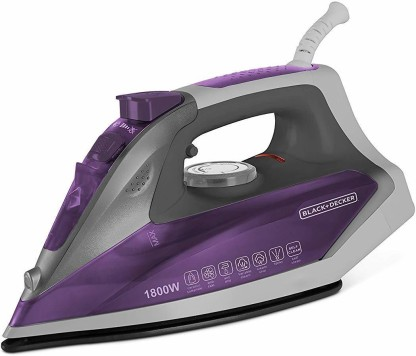 Black & Decker BXIR1801IN 1800 W Steam Iron