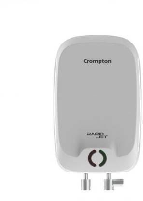CROMPTON 3 L Instant Water Geyser (Rapid Jet, White)