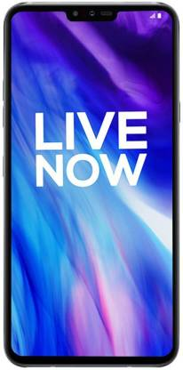 LG V40 ThinQ (Platinum Grey, 128 GB)