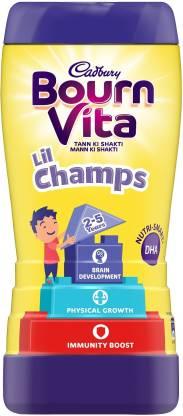 Cadbury Bournvita Little Champs Health Nutrition Drink