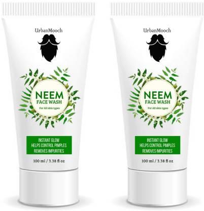UrbanMooch Organic Neem  Face Wash