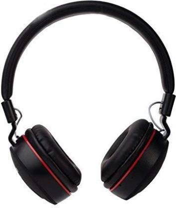 WI-Magnetic Foldable Bluetooth Headset with Mic