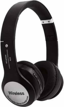OPILL B20 black HEADPHONE Bluetooth, Wired Headset with Mic Black, Over the Ear  OPILL Headphones