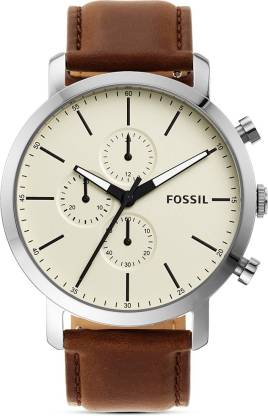 Fossil BQ2325 Luthe Analog Watch - For Men