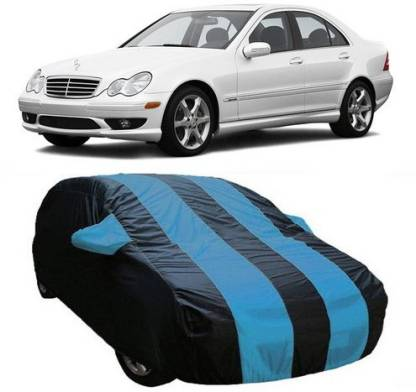 HDSERVICES Car Cover For Mercedes Benz C280 (With Mirror Pockets)