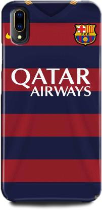 play fast Back Cover for Vivo V11 Pro/1804 QATAR AIRWAYS PRINTED