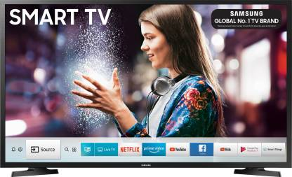 SAMSUNG Series 4 80 cm (32 inch) HD Ready LED Smart TV