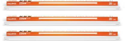 HALONIX LED BATTEN STREAK SQUARE 20W CW Straight Linear LED Tube Light