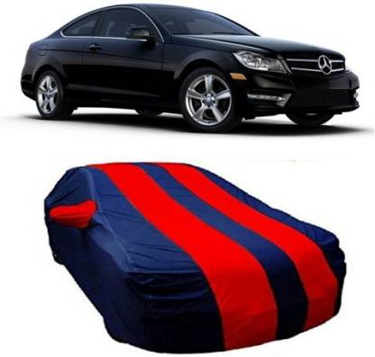 HDSERVICES Car Cover For Mercedes Benz C250 (With Mirror Pockets)