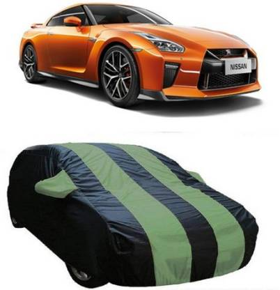 HDSERVICES Car Cover For Nissan GT-R (With Mirror Pockets)