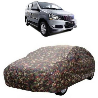 HDSERVICES Car Cover For Mahindra Xylo (Without Mirror Pockets)