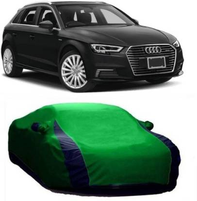 HDSERVICES Car Cover For Audi A3 (With Mirror Pockets)