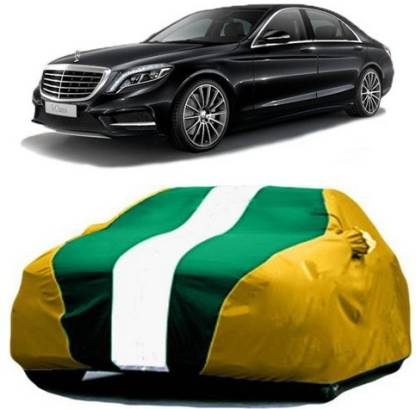HDSERVICES Car Cover For Mercedes Benz S300 (With Mirror Pockets)