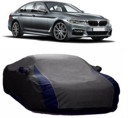 HDSERVICES Car Cover For BMW 520i (With Mirror Pockets)