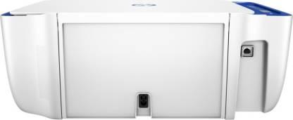 HP DesJet 2621 Multi function Color Printer White