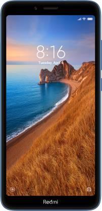 Redmi 7A (Matte Blue, 16 GB)  (2 GB RAM) thumbnail
