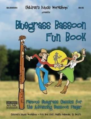 Bluegrass Bassoon Fun Book