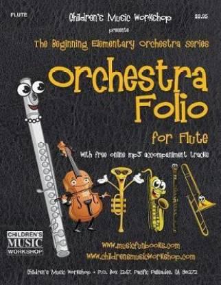 Orchestra Folio for Flute