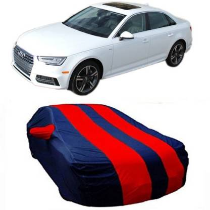 HDSERVICES Car Cover For Audi S40 (With Mirror Pockets)