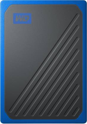 WD My Passport Go 1 TB External Solid State Drive