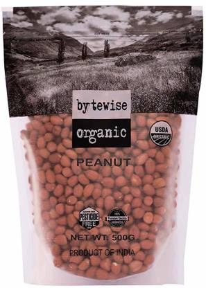 bytewise organic Raw Peanut