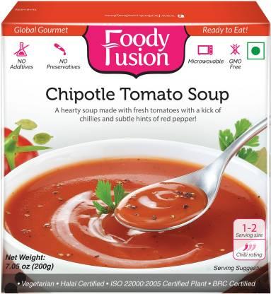 FAZLANI FOODS Ready to Eat Chipotle Tomato Soup (200gm)