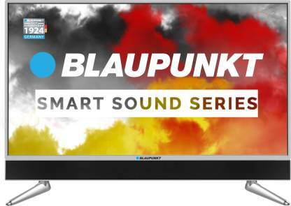 Blaupunkt 124 cm (49 inch) Ultra HD (4K) LED Smart TV with In-built Soundbar