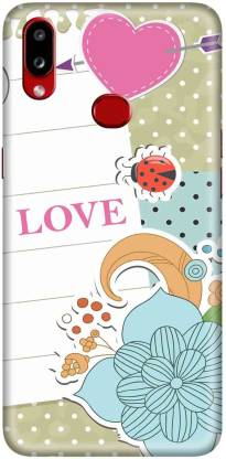 SWAGMYCASE Back Cover for Samsung Galaxy A10s