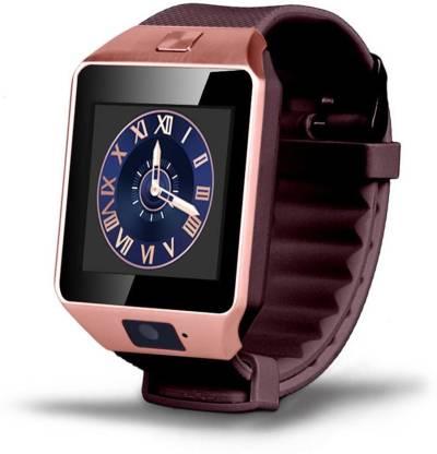 CHG DZ09 Bluetooth Smart Wrist Watch (Black) Smartwatch