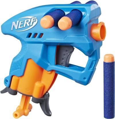 Nerf N-Strike NanoFire (blue) Guns & Darts