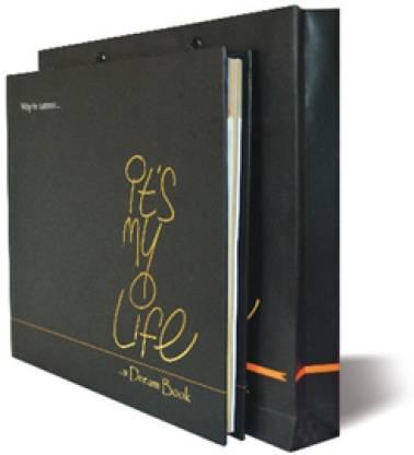 Wegoartgallery A6 Diary  (Creative And Innovative, Black)